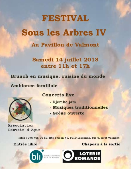 Festival Sous les Arbres 4