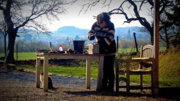 Récupération de bois