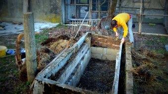 Élaboration de couches chaudes pour les semis